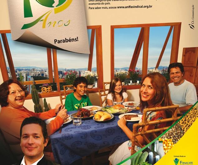 Campanhas Publicitárias para Anffa Sindical