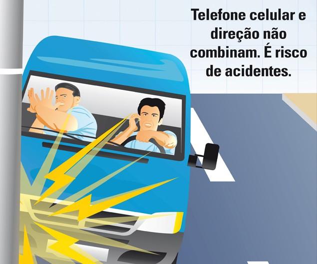 Campanha com Ilustrações em Brasília para o Sesi